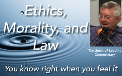 062: Ethics, morality, and the law