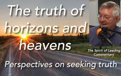 060: The truth about horizons and heavens
