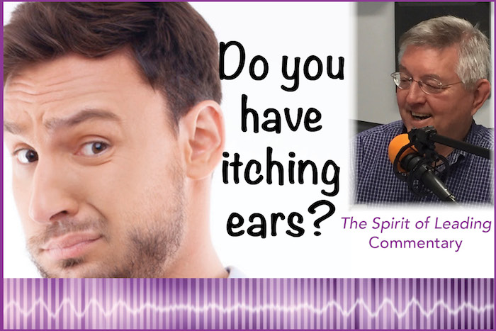 068: Do you have itching ears?