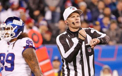 077: Clay Martin, NFL referee—the rules make the game