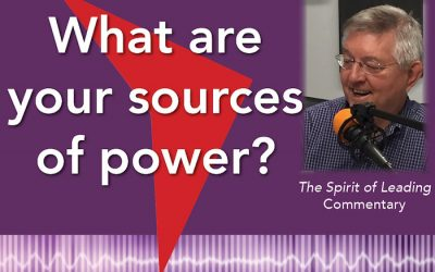 009: What are your sources of power?