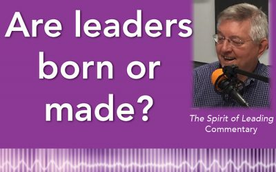 014: Are leaders born or made?