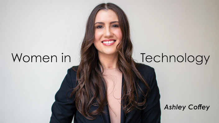 082: Ashley Coffey—Emerging opportunities for  women in technology